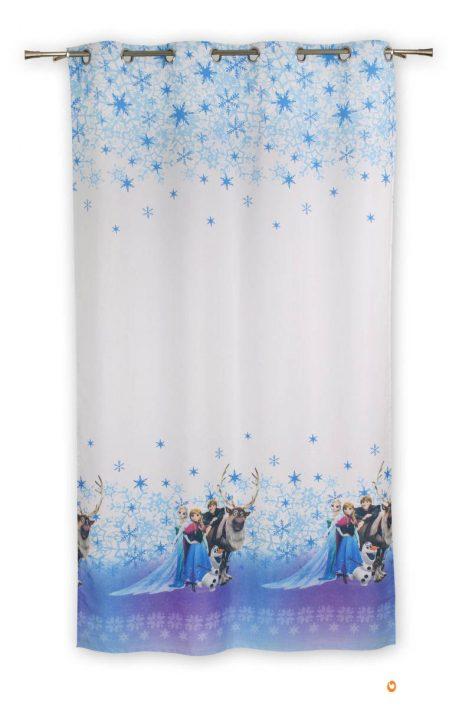 Material Draperie Frozen 01, 280cm