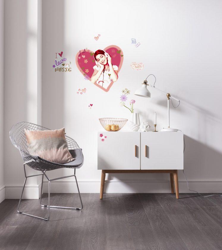 Sticker Violetta