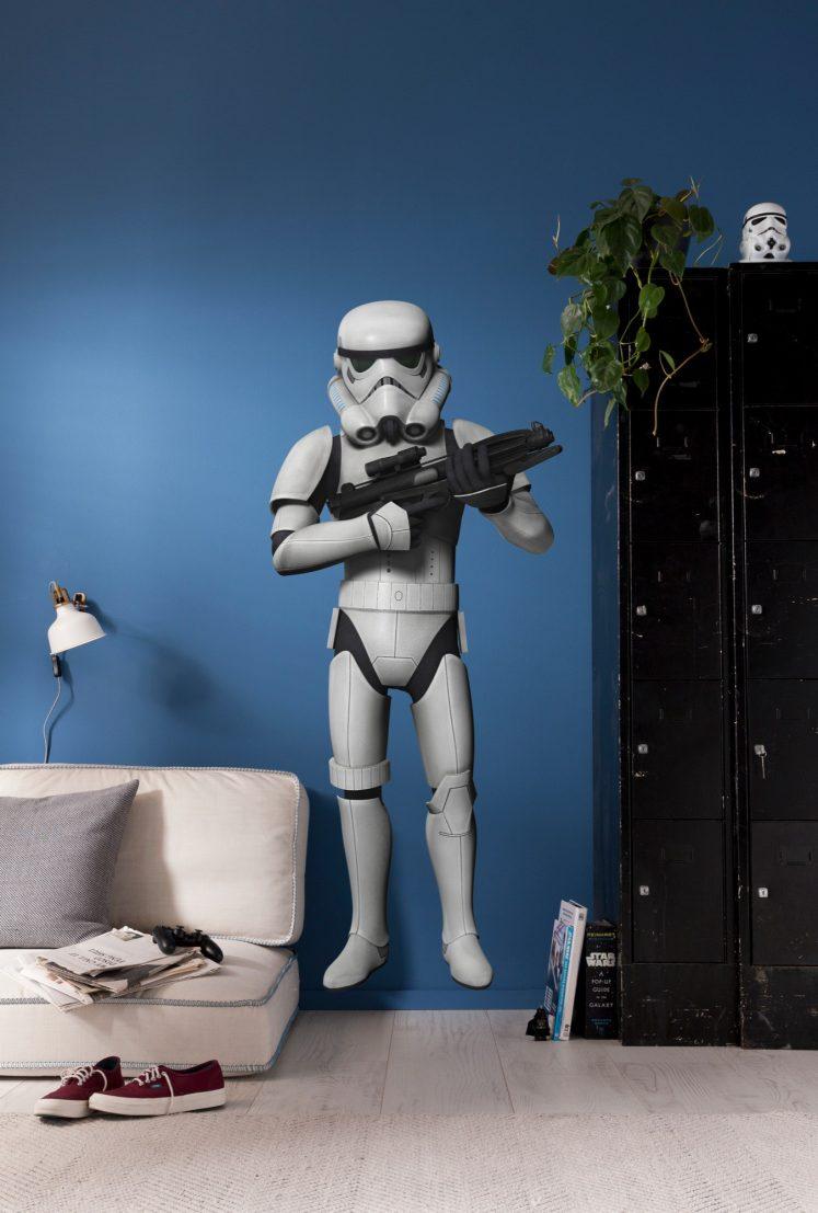 Sticker Star Wars Stormtrooper