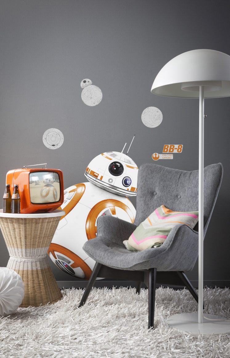 Sticker Star Wars BB-8