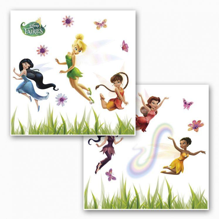 Sticker Fairies