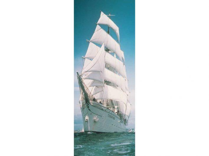 Fototapet Sailing Boat