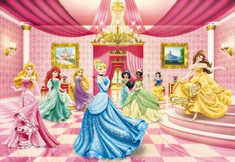 Fototapet Princess Ballroom