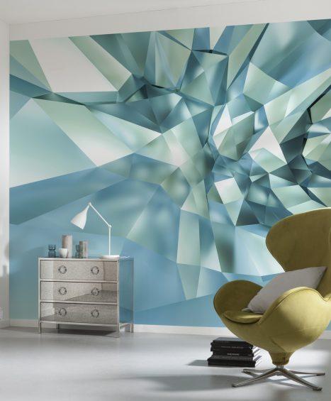 Fototapet 3D Crystal Cave
