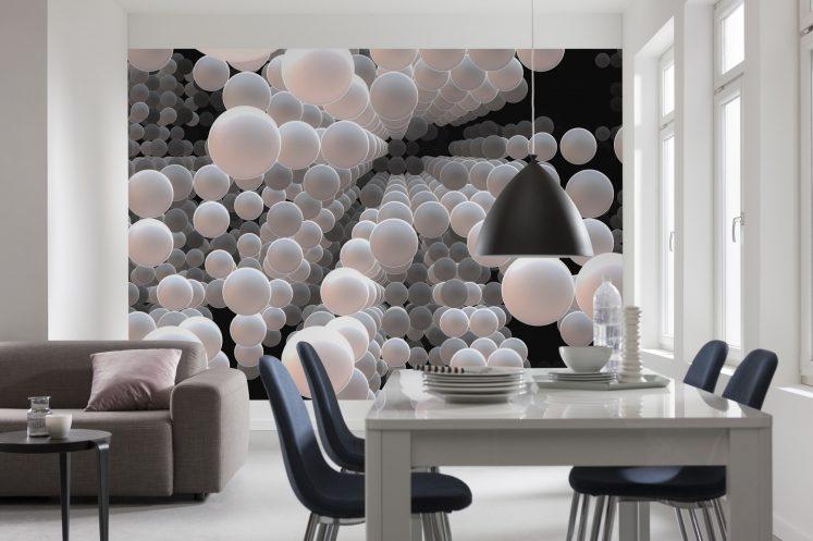Fototapet 3D Spherical