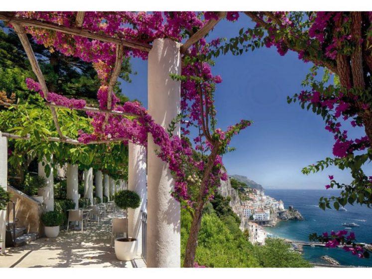 Fototapet Amalfi