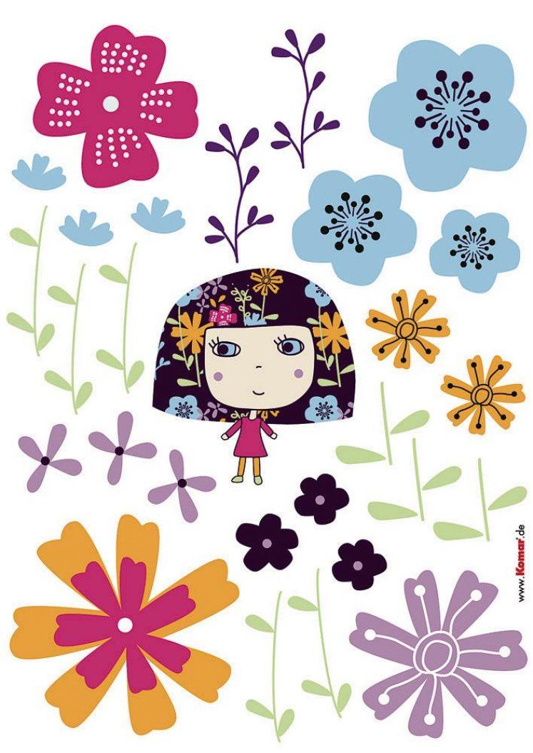 Sticker Flowerine