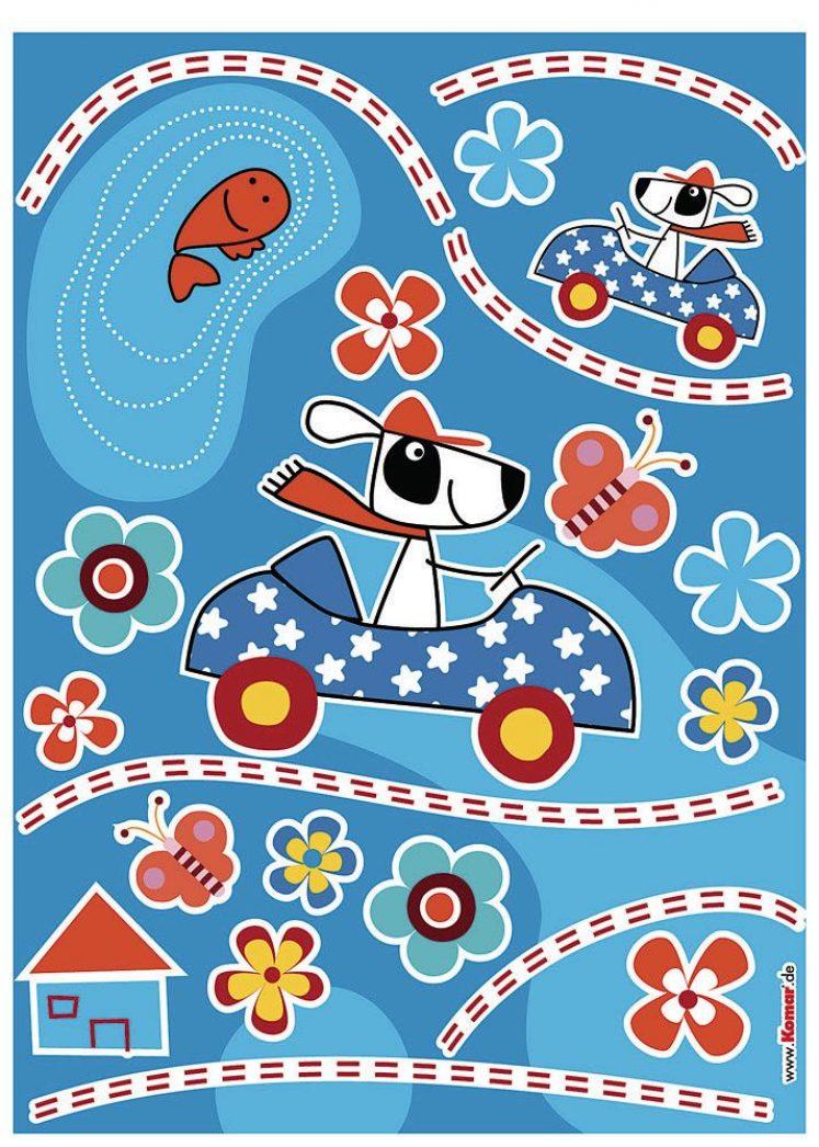 Sticker Dogs Day